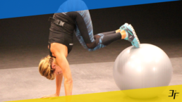 Evelyne Frugier - Formations - SWISS BALL - STABILITY BALL